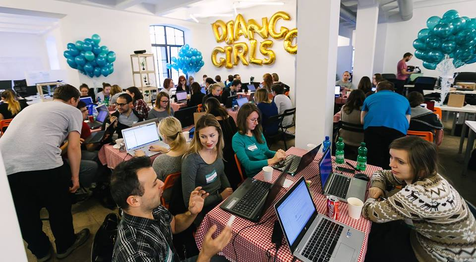 Django Girls Poltava